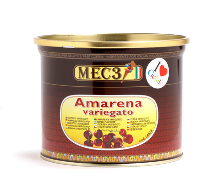 Ice Cream Mix Amarena Cherry