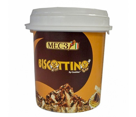 Ice Cream Mix Coco fine Biscottino Paste
